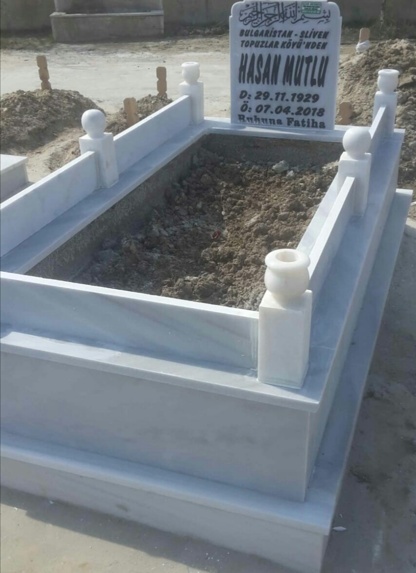 1 Granit mezar