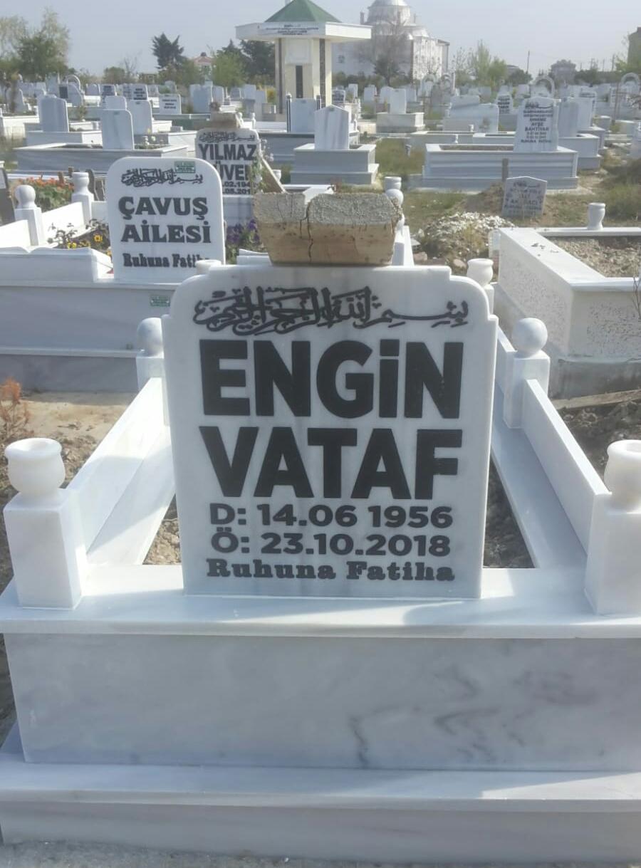 Acar mezar örnek mezar
